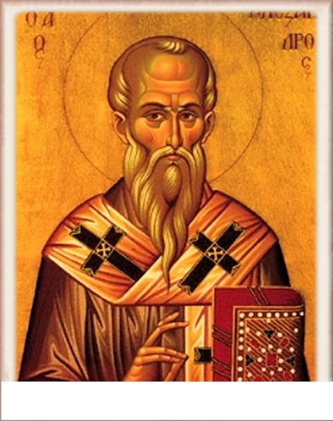 San Ireneo de Lyon 28 de Junio