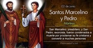 Santos Marcelino y Pedro1