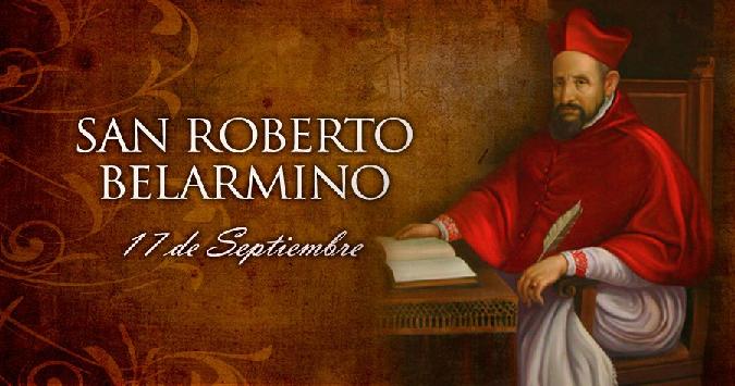 Resultado de imagen para San Roberto Belarmino