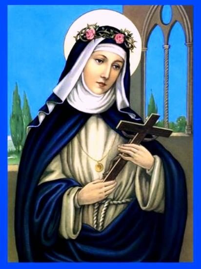 Resultado de imagen para Rosa de Lima (santa)