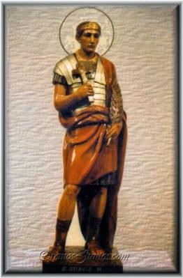 Resultado de imagen para San Octavio u Octaviano