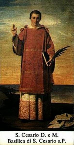Resultado de imagen para San Cesáreo de Nacianzo