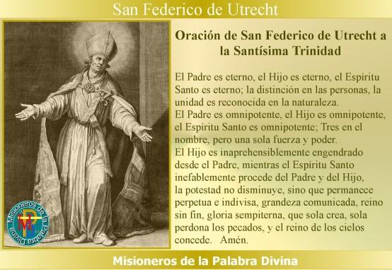 Resultado de imagen para San Federico de Utrecht