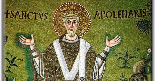 Resultado de imagen para San Apolinar de Rávena