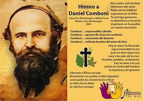 Resultado de imagen para San Daniel Comboni
