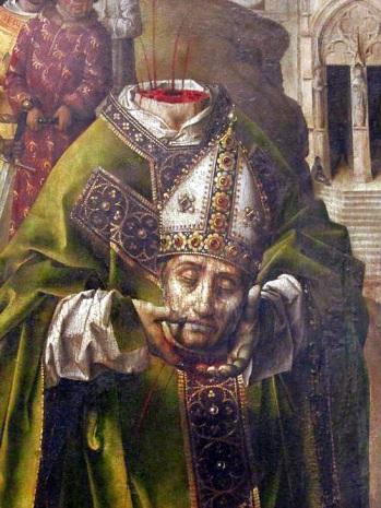 Resultado de imagen para San Dionisio de París