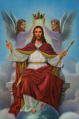 Resultado de imagen para Texto del Evangelio (Mt 25,31-46): En aquel tiempo, Jesús dijo a sus discípulos: «Cuando el Hijo del hombre venga en su gloria acompañado de todos sus ángeles, entonces se sentará en su trono de gloria. Serán congregadas delante de Él todas las naciones, y