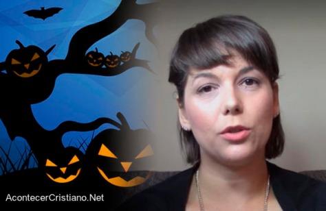 Ex bruja advierte de rituales en Halloween